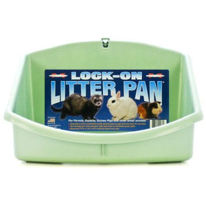 Marshall Ferret Lock-On Litter Pan - PetStoreNMore