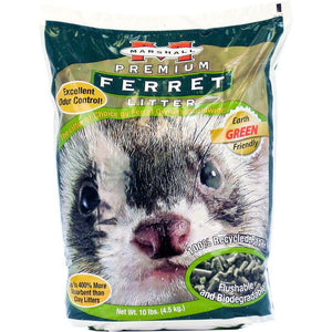 Marshall Premium Ferret Litter Bag 10 lbs