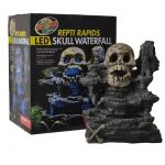 Load image into Gallery viewer, Zoo Med Repti Rapids LED Skull Waterfall - PetStoreNMore