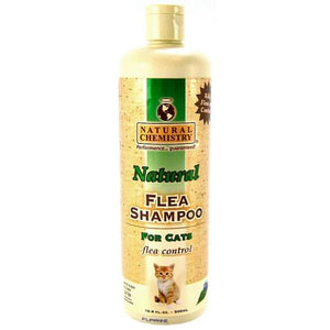 Natural Chemistry Natural Flea & Tick Shampoo for Cats