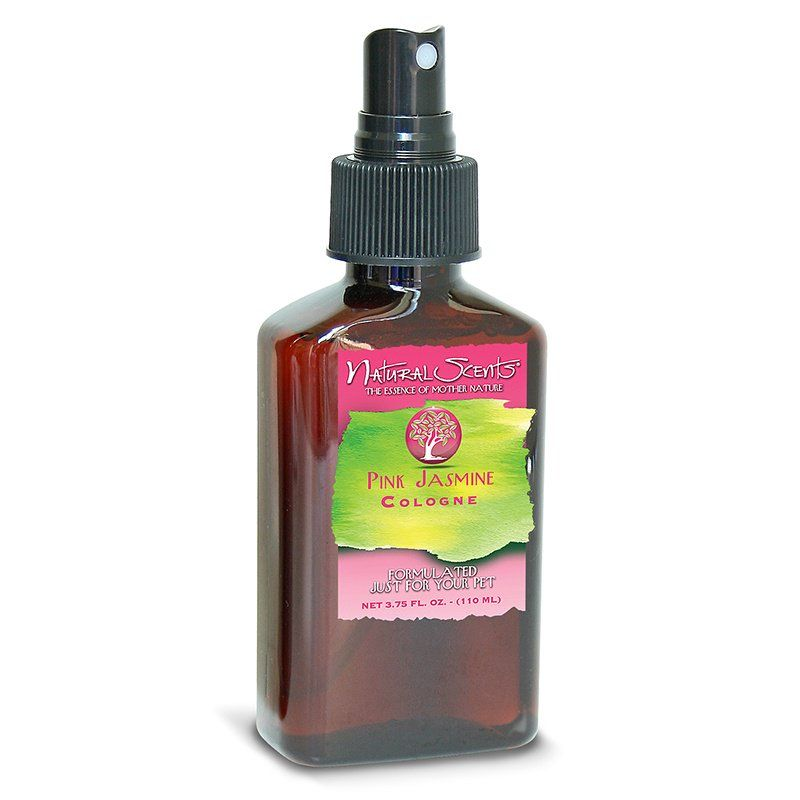 Natural Scents Pink Jasmine Pet Spray Cologne 3.75 oz - PetStoreNMore