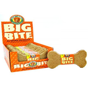 Natures Animals Big Bite Dog Treat - Cheddar Cheese Flavor - 24 Pack - PetStoreNMore