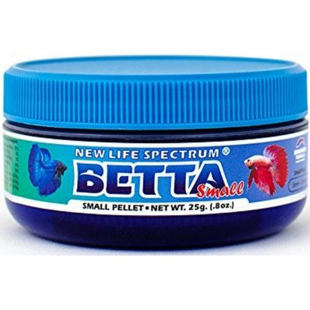 New Life Spectrum Betta Food Small Floating Pellets