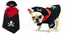 Load image into Gallery viewer, Pirate Dog Costume