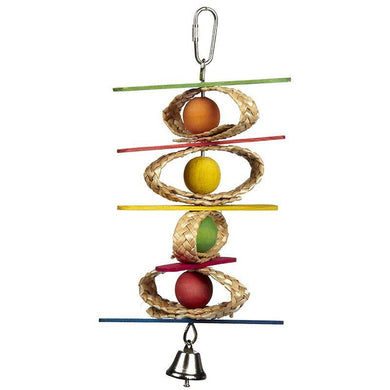 Penn Plax Bird Life Natural Exerciser Bird Toy - PetStoreNMore