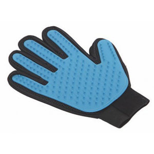 Pet Pals Blue Pet's Brush Glove