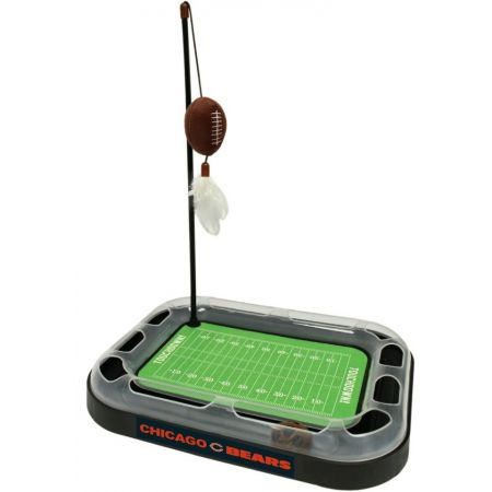 Pets First Chicago Bears Cat Scratcher