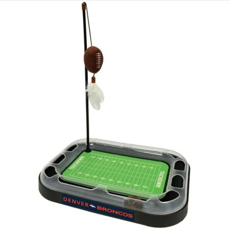 Pets First Denver Broncos Cat Scratcher