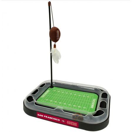 Pets First San Fran 49Ers Cat Scratcher