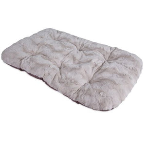 Precision Pet SnooZZy Cozy Comforter Kennel Mat - Natural - PetStoreNMore