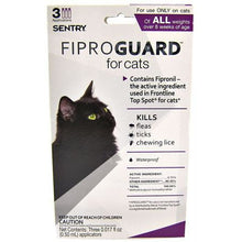 Load image into Gallery viewer, Sentry FiproGuard for Cats