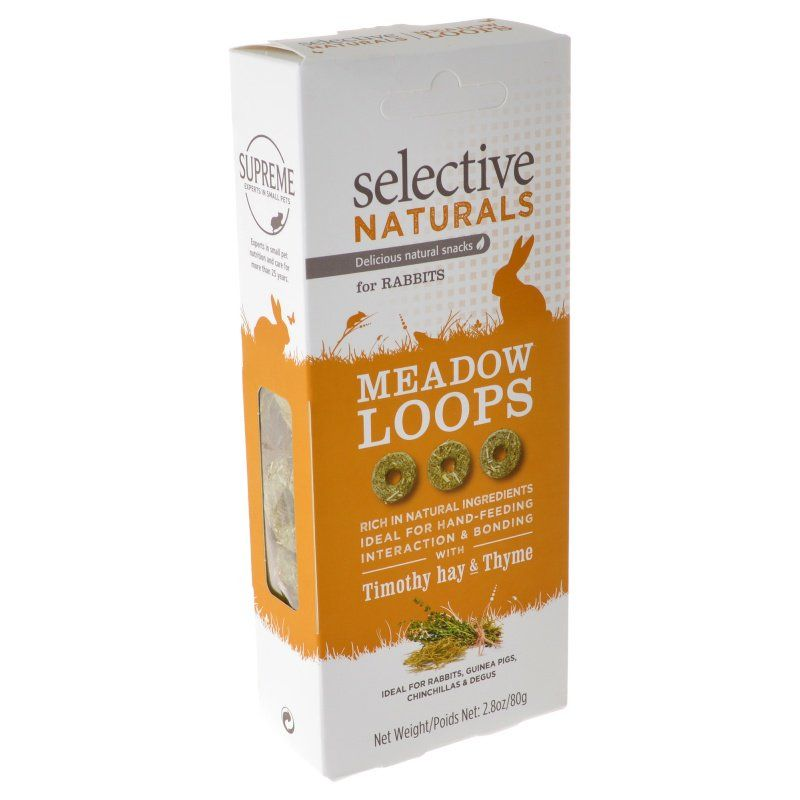 Supreme Selective Naturals Meadow Loops 2.8 oz