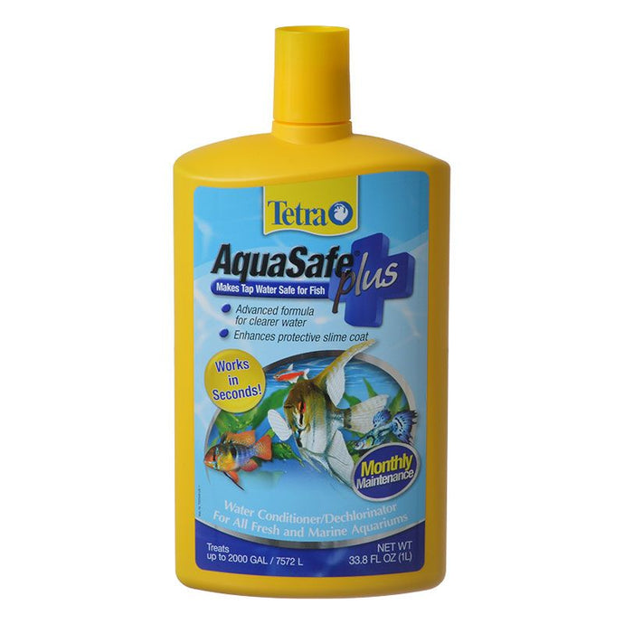 Tetra AquaSafe Plus Tap Water Conditioner