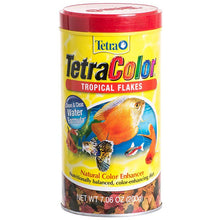 Load image into Gallery viewer, Tetra Tetra Tropical Color Flakes