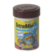 Load image into Gallery viewer, Tetra TetraMin Plus Tropical Flakes Fish Food - PetStoreNMore