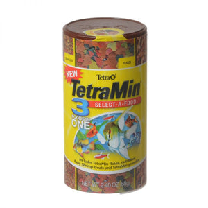 Tetra TetraMin Select-A-Food Fish Food