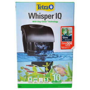Tetra Whisper IQ Power Filter - PetStoreNMore