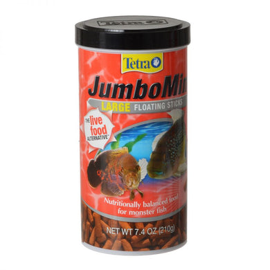 TetraCichlid Jumbo Sticks - 7.5 oz - PetStoreNMore