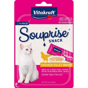 VitaKraft Chicken Souprise Lickable Cat Snack
