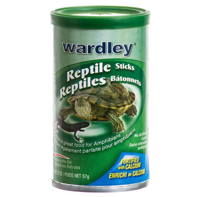 Wardley Reptile Sticks with Calcium - PetStoreNMore
