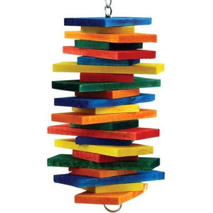 Zoo-Max Accordion Bird Toy