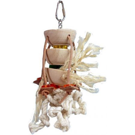 Zoo-Max Chop Choppy Bird Toy