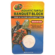 Load image into Gallery viewer, Zoo Med Aquatic Turtle Banquet Block - PetStoreNMore