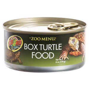 Zoo Med Box Turtle Food - Canned - PetStoreNMore
