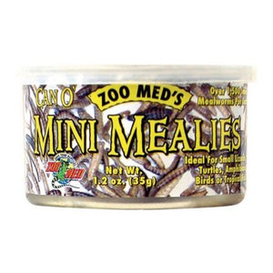 Zoo Med Can O Mini Mealies Pet Food - PetStoreNMore