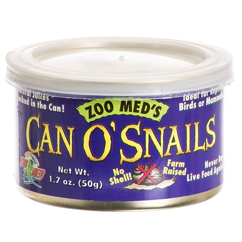 Zoo Med Can O' Snails - PetStoreNMore