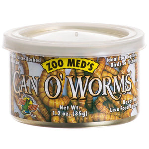 Zoo Med Can O' Worms - PetStoreNMore