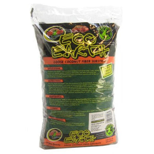 Zoo Med Eco Earth Loose Coconut Fiber Substrate - PetStoreNMore
