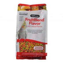 Load image into Gallery viewer, ZuPreem FruitBlend Flavor Bird Food for Medium Birds - PetStoreNMore