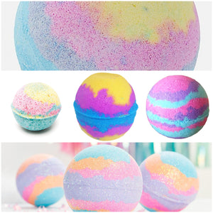 5 Pack Bulk Bath Bombs