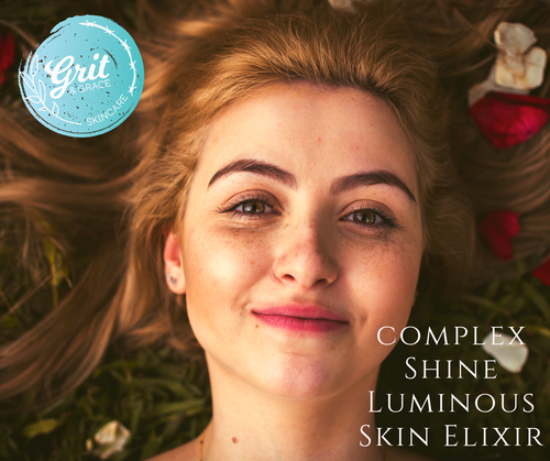Complex Shine ~ Luminous Skin Elixir