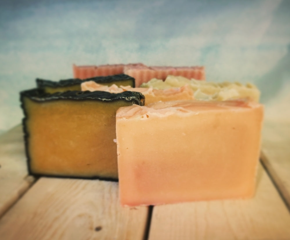 Naked Handmade Soap Bars