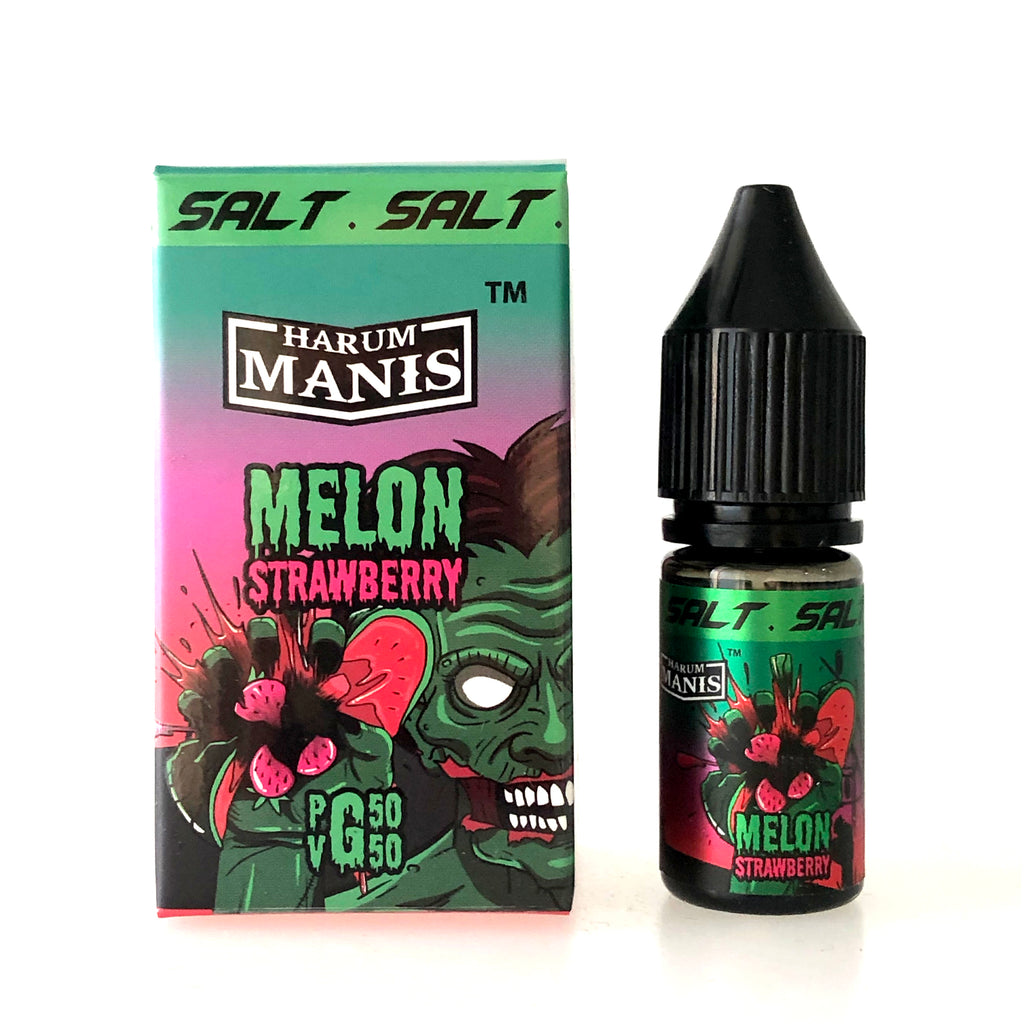 Harum Manis Salt - Melon Strawberry - 10ml