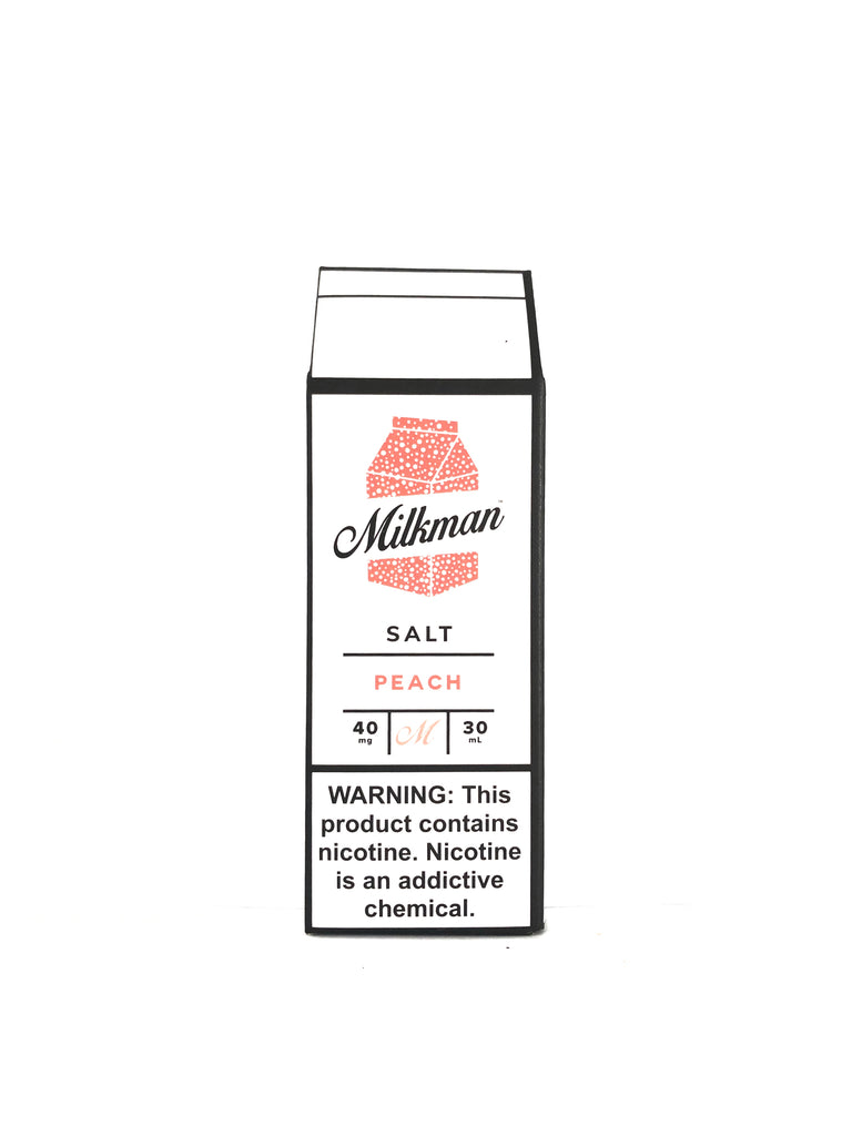 The Milkman Salts - Peach - 30 ml