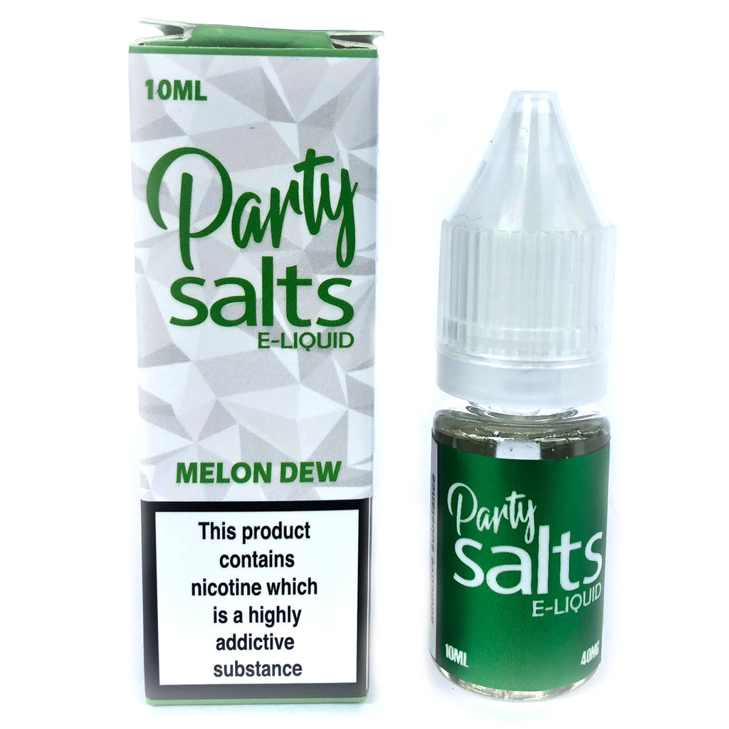 Party Salts - Melon Dew - 10ml