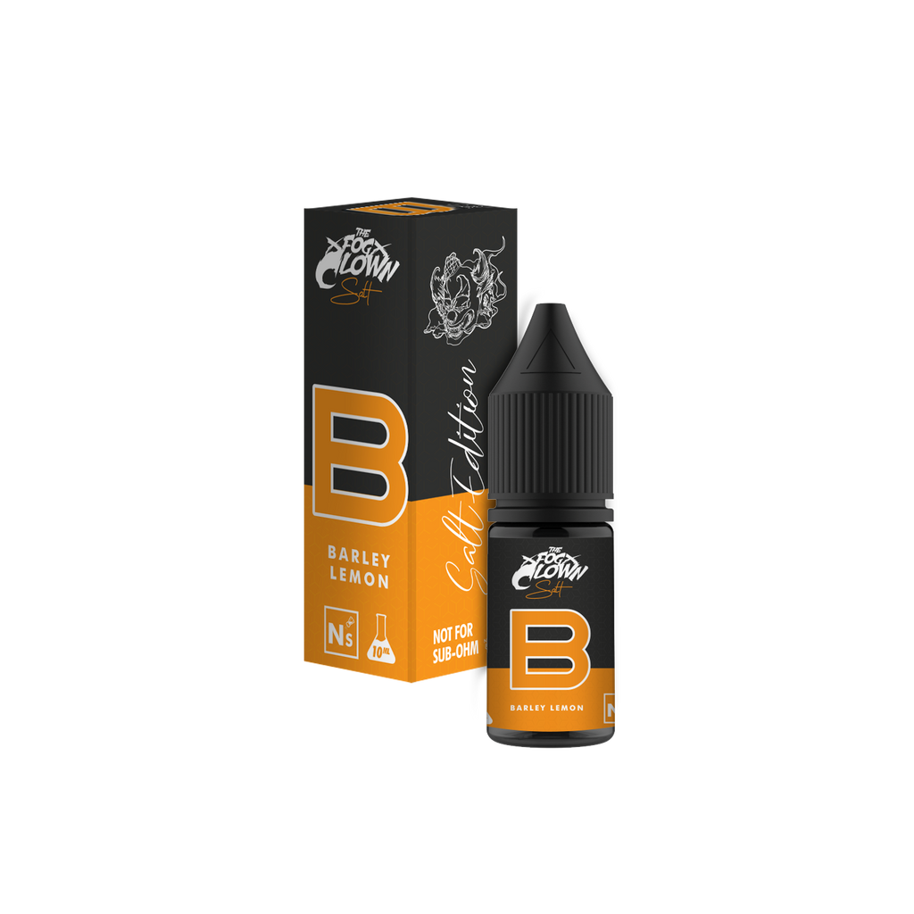 The Fog Clown - Barley Lemon - 10ml