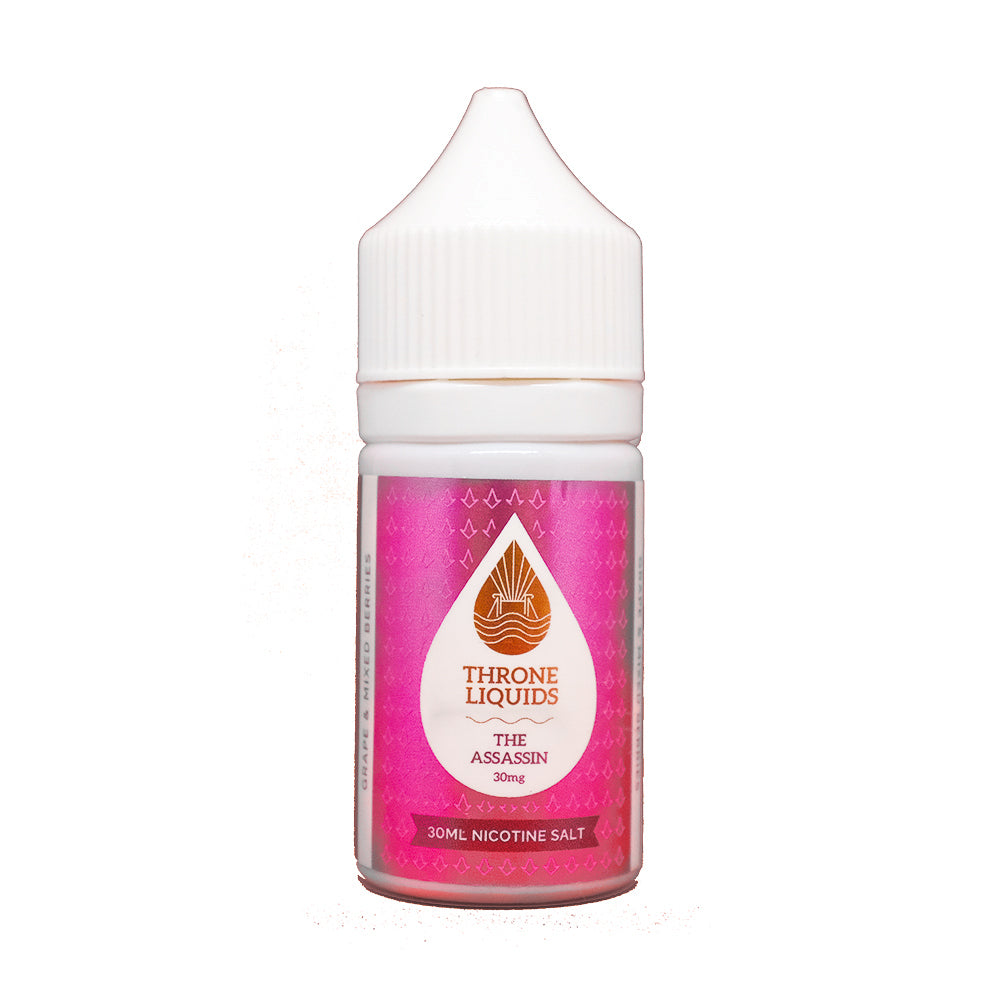 Throne Liquids - The Assassin - 30ml