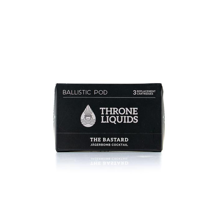 Ballistic Pod - Throne Liquids - The Bastard