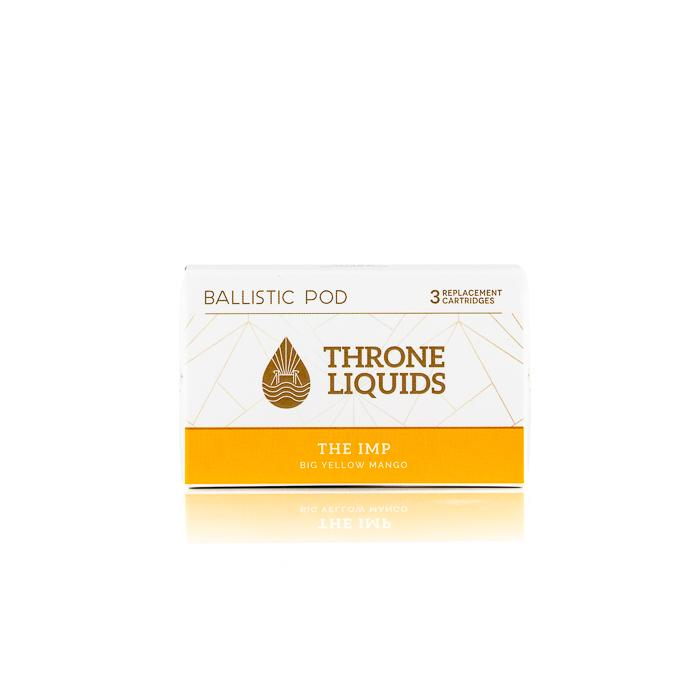 Ballistic Pod - Throne Liquids - The Imp