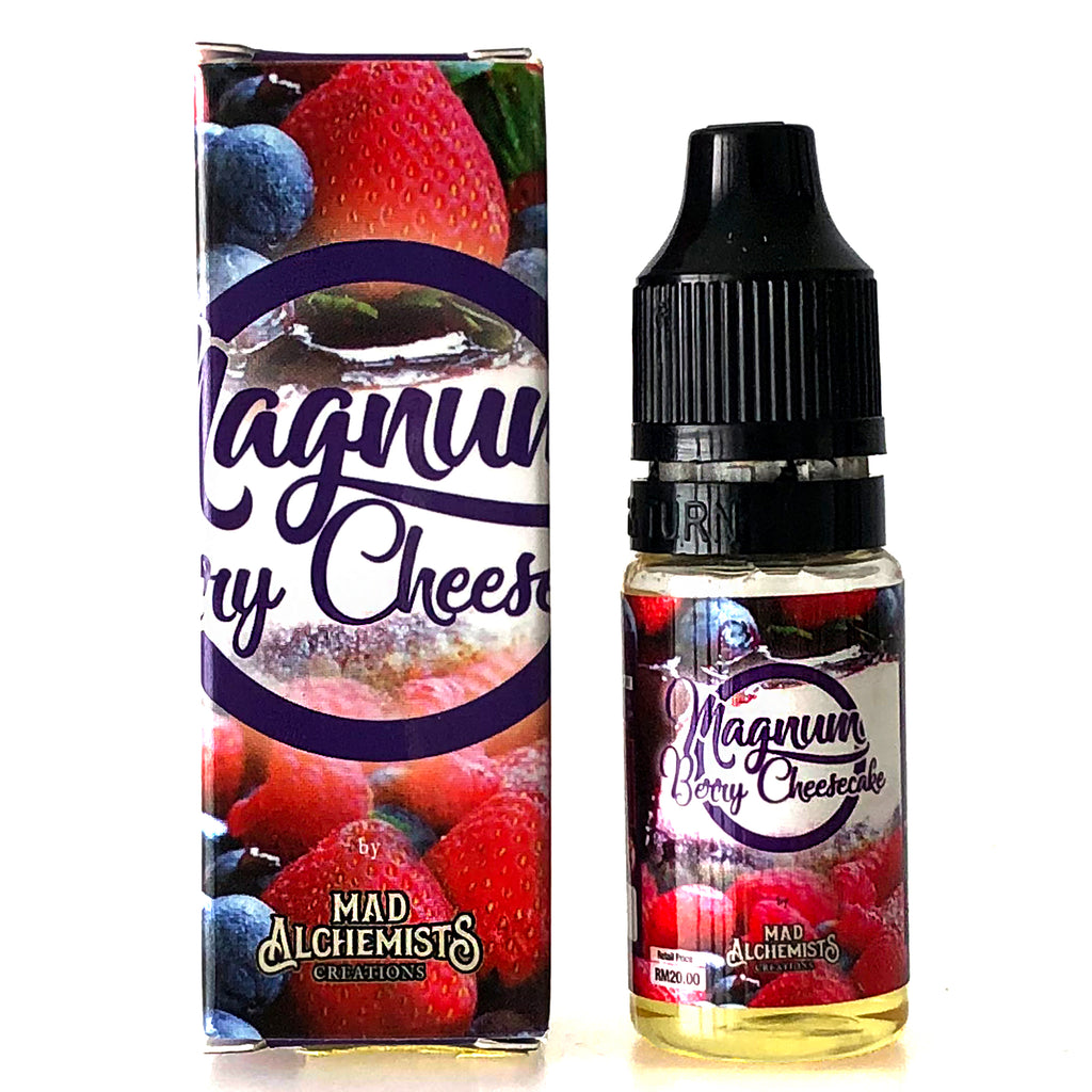 Mad Alchemist - Magnum Berry Cheesecake - 10ml