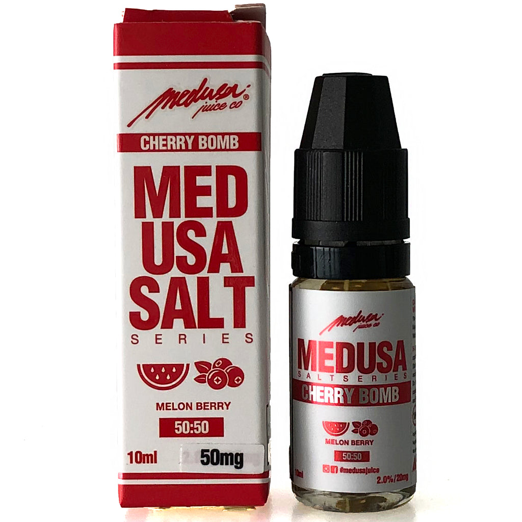 Medusa Salt - Cherry Bomb - 10ml