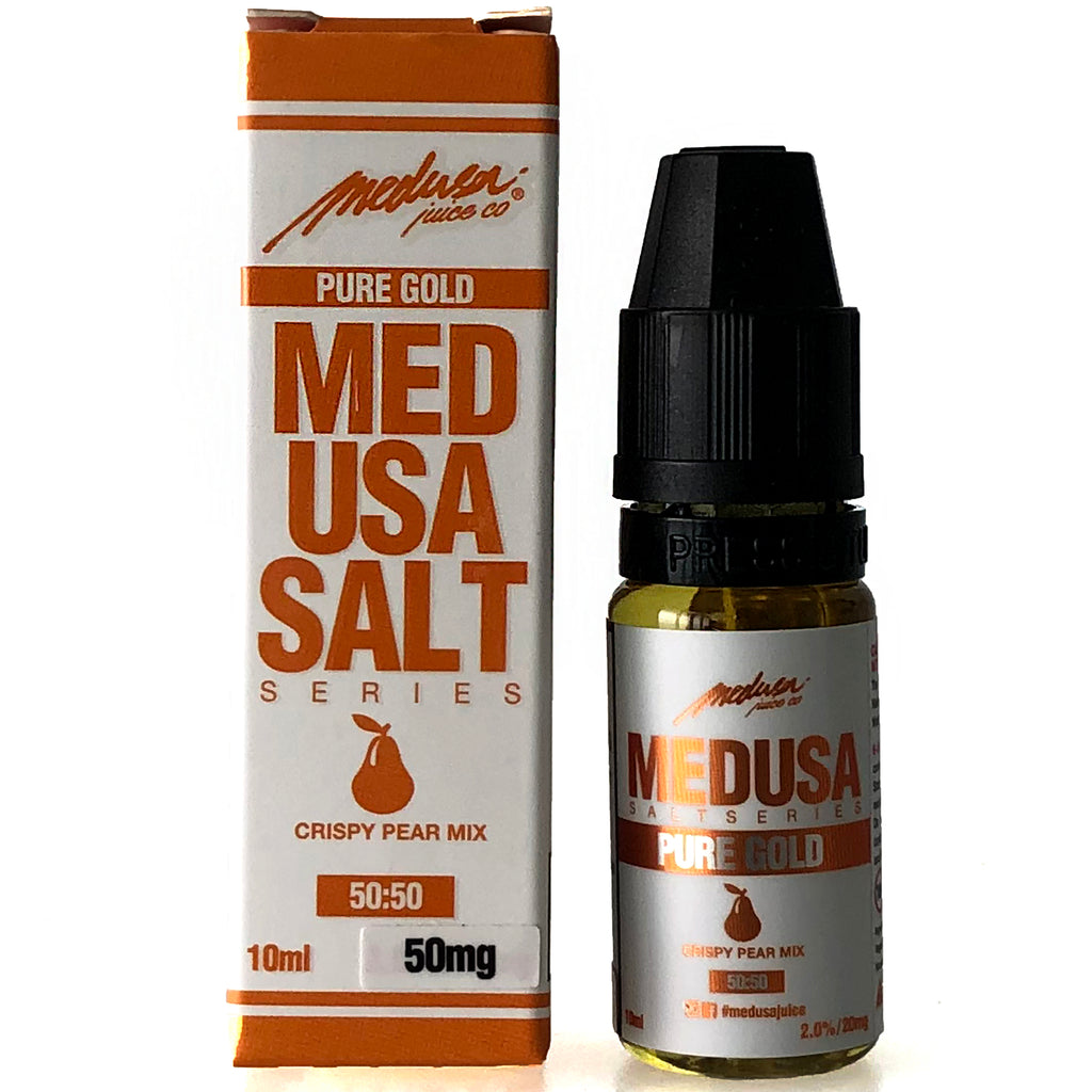 Medusa Salt - Pure Gold - 10ml