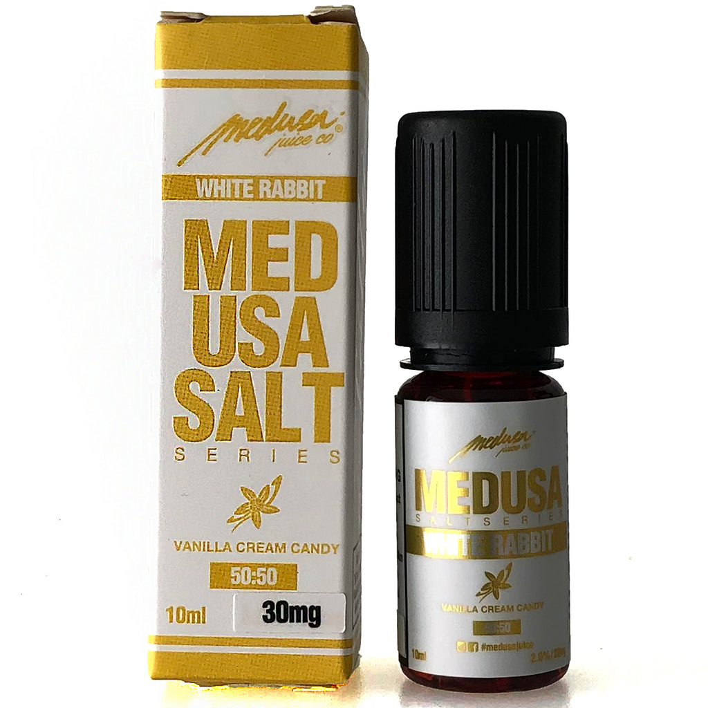 Medusa Salt - White Rabbit - 10ml