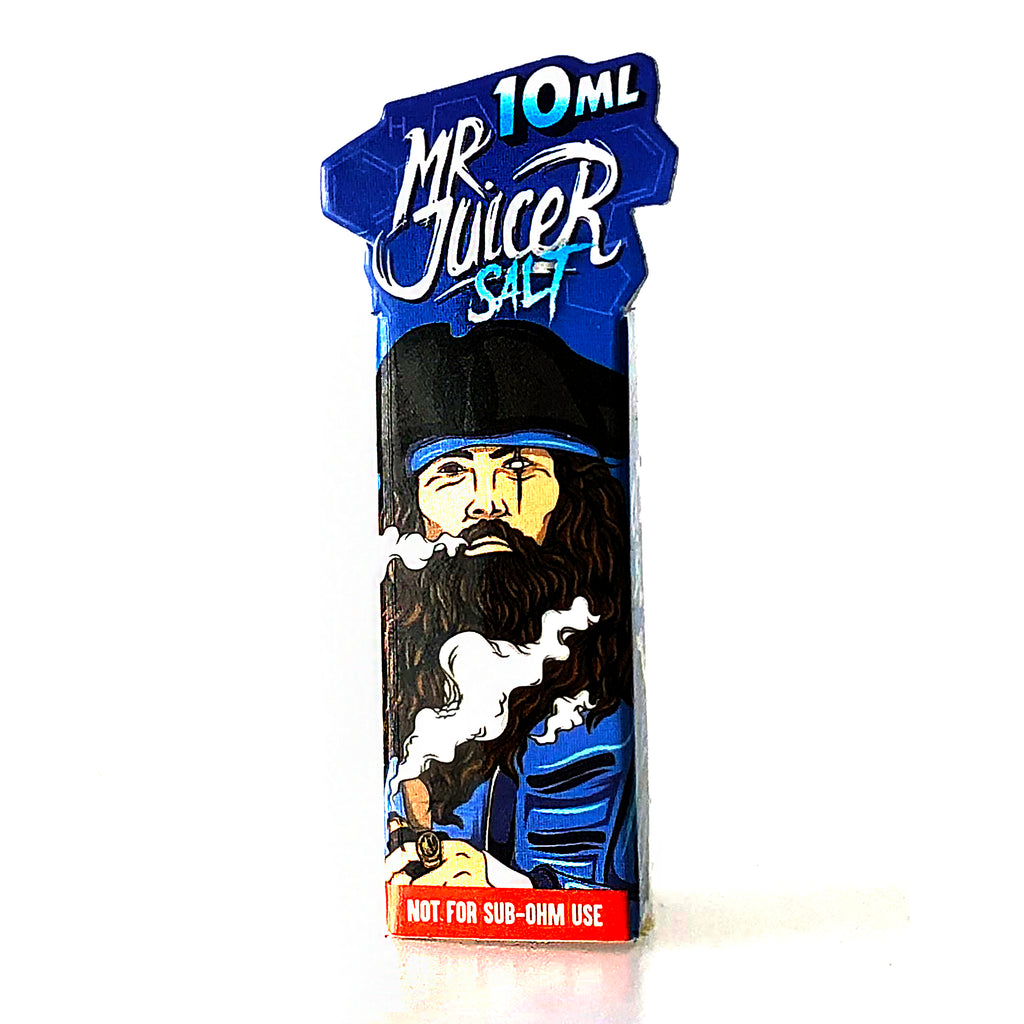 Mr Juicer Salt - Ocean Blue - 10ml