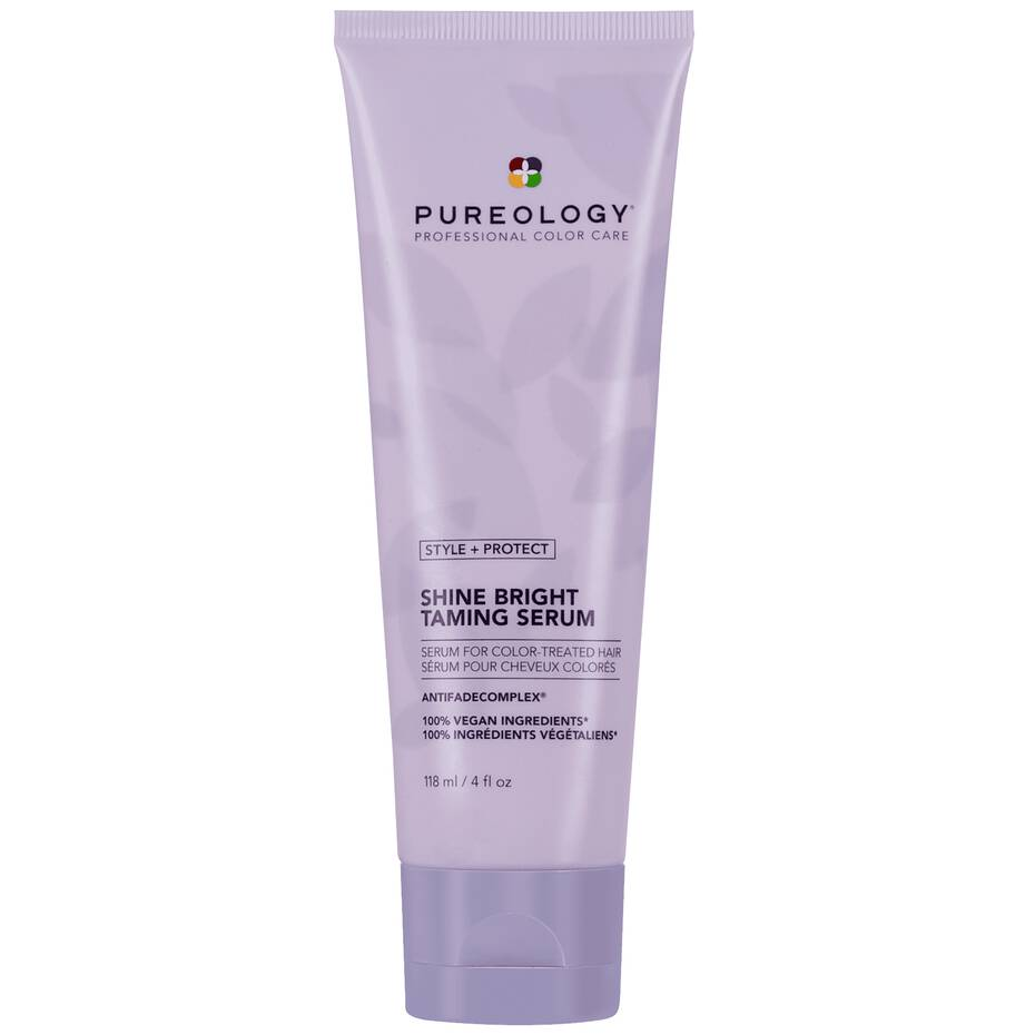 Pureology Style + Protect Shine Bright Taming Serum