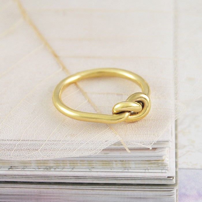 Nautical Gold Eternity Ring
